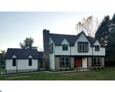 PA-Bucks County Single Family Home ACTIVE: 712 Salem Court