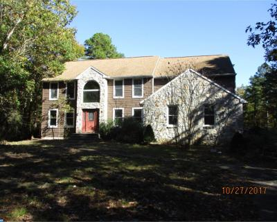 Tabernacle Single Family Home ACTIVE: 230 New Road