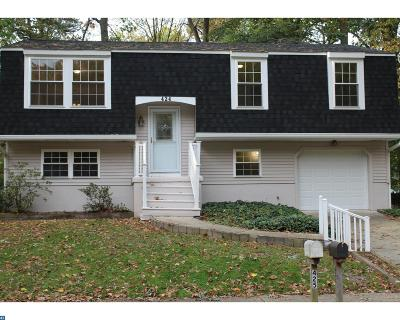 Lindenwold Single Family Home ACTIVE: 424 Wilson Avenue