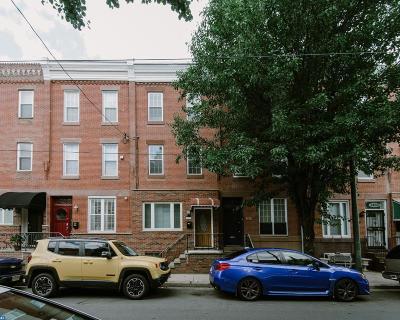 Philadelphia PA Condo/Townhouse ACTIVE: $419,000