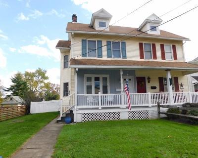 Hatfield Single Family Home ACTIVE: 28 W Broad Street