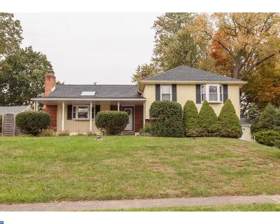Springfield, Upper Darby Single Family Home ACTIVE: 788 Parker Lane