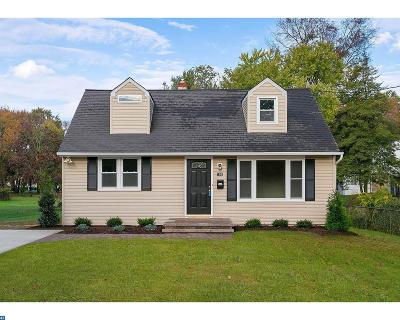 Moorestown Single Family Home ACTIVE: 191 Bridge Avenue