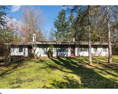 PA-Bucks County Single Family Home ACTIVE: 110 Woodland Drive