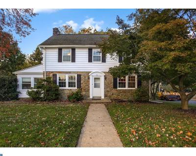 Springfield, Upper Darby Single Family Home ACTIVE: 246 E Leamy Avenue