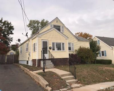 Paulsboro Single Family Home ACTIVE: 228 Vanneman Boulevard