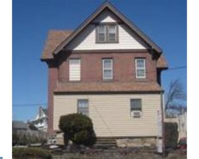 Clifton Heights Multi Family Home ACTIVE: 23 W Baltimore Avenue