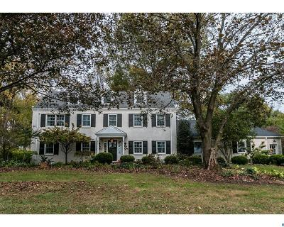 Chadds Ford PA Single Family Home ACTIVE: $840,000