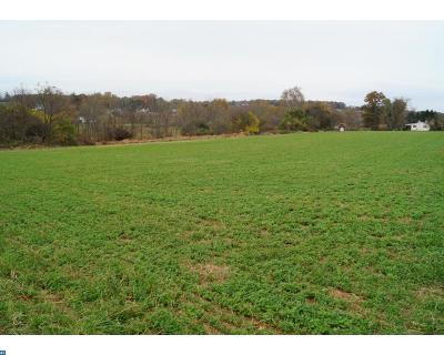 Coatesville Residential Lots & Land ACTIVE: 551 Mount Hope Road