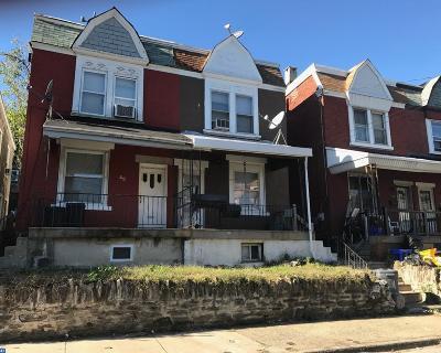 Philadelphia Single Family Home ACTIVE: 51 E Herman Street