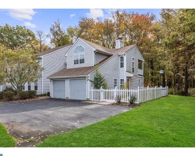 Bordentown Condo/Townhouse ACTIVE: 106 Birch Hollow Drive