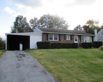PA-Montgomery County Single Family Home ACTIVE: 1540 Cherry Lane
