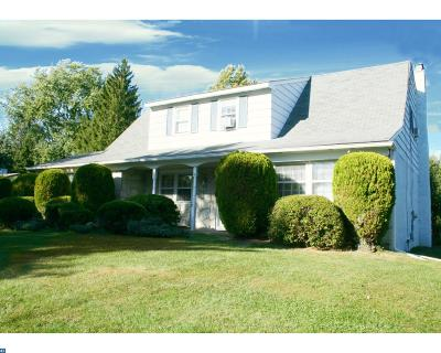 Chalfont Single Family Home ACTIVE: 3283 Hillside Drive