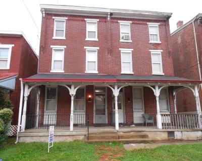 Norristown Single Family Home ACTIVE: 565 Stanbridge Street