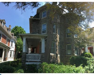 Philadelphia Single Family Home ACTIVE: 6333 Burbridge Street