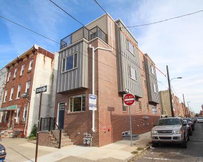 Philadelphia PA Condo/Townhouse ACTIVE: $285,000
