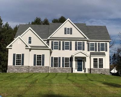 PA-Bucks County Single Family Home ACTIVE: 464 Edison Furlong Road