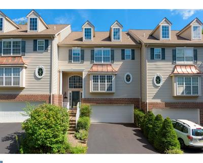 Newtown Square Condo/Townhouse ACTIVE: 107 Tanglewood Lane