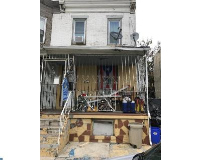 Philadelphia Single Family Home ACTIVE: 729 W Schiller Street