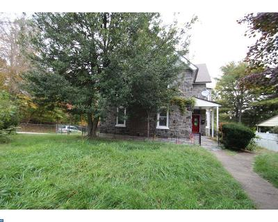 Clifton Heights Single Family Home ACTIVE: 139 Christian Street