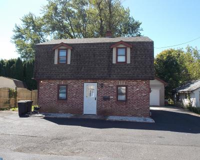 Warminster Single Family Home ACTIVE: 842 Ivyland Road