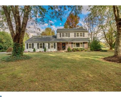 PA-Bucks County Single Family Home ACTIVE: 7623 Easton Road