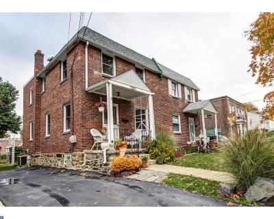 Ridley Park Single Family Home ACTIVE: 413 Pomeroy Street