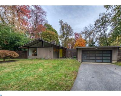 PA-Delaware County Single Family Home ACTIVE: 20 Paxon Hollow Road