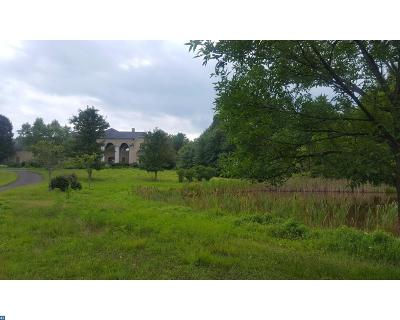 PA-Bucks County Single Family Home ACTIVE: 6000 Wismer Road