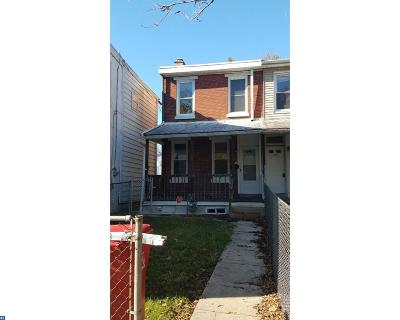Norristown Single Family Home ACTIVE: 821 Chain Street