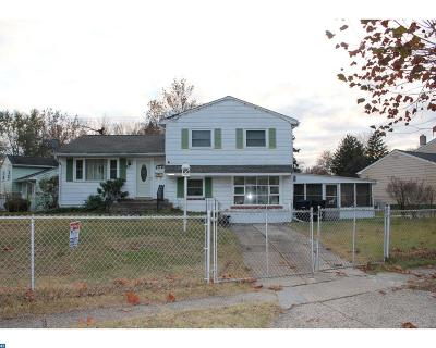 Lindenwold Single Family Home ACTIVE: 2032 Andrea Avenue
