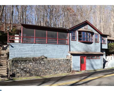 PA-Bucks County Single Family Home ACTIVE: 465 River Road