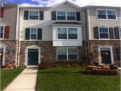Glassboro Condo/Townhouse ACTIVE: 433 Wistar Place