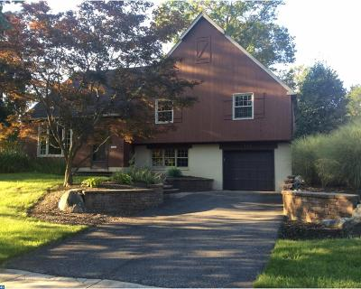 Moorestown Single Family Home ACTIVE: 128 Somers Avenue