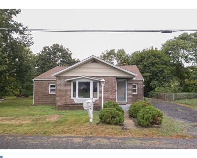 Glassboro Single Family Home ACTIVE: 211 Truman Avenue