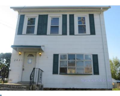 West Deptford Twp Single Family Home ACTIVE: 263 Crown Point Road