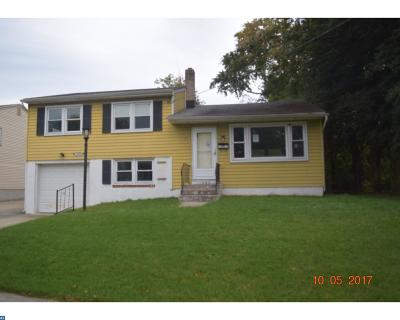 Gloucester City Single Family Home ACTIVE: 1493 Chestnut Avenue
