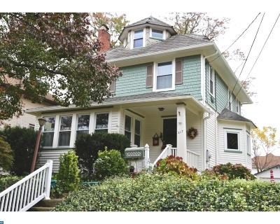 Delanco Single Family Home ACTIVE: 217 Edgewood Avenue
