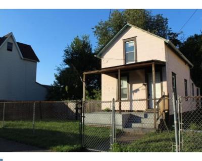 Camden Single Family Home ACTIVE: 1228 25th Street