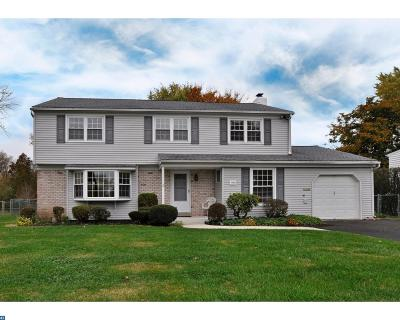 Warminster Single Family Home ACTIVE: 1582 Carousel Drive
