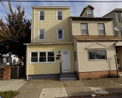 Gloucester City Single Family Home ACTIVE: 427 Cumberland Street