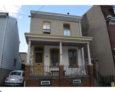 Philadelphia PA Single Family Home ACTIVE: $154,900