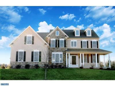 Downingtown Single Family Home ACTIVE: 7w Patriot Lane