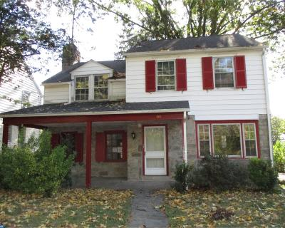 Lansdowne Single Family Home ACTIVE: 116 Bryn Mawr Avenue