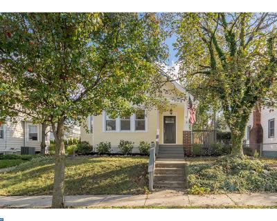 Oaklyn Single Family Home ACTIVE: 32 E Greenwood Avenue