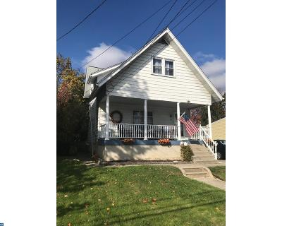 Oaklyn Single Family Home ACTIVE: 35 W Greenwood Avenue