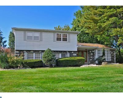 Huntingdon Valley Single Family Home ACTIVE: 806 Warfield Lane