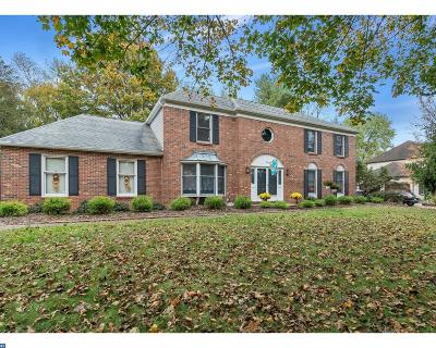 Lawrenceville Single Family Home ACTIVE: 14 Tracey Drive