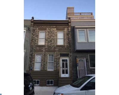 Phila (South) Condo/Townhouse ACTIVE: 1719 S 20th Street