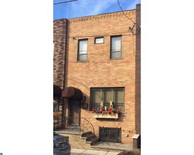 Phila (South) Condo/Townhouse ACTIVE: 2334 S 12th Street